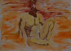 13 naked man