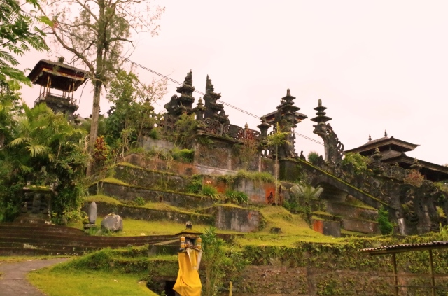 Besakih felső templom