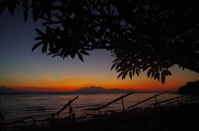 lombok szigete