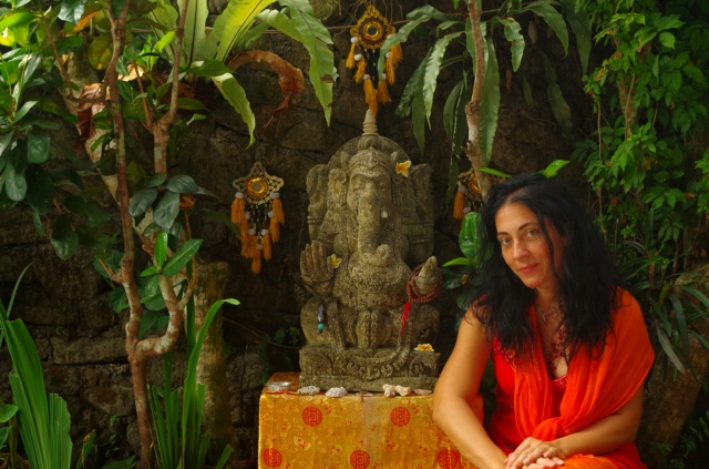 with ganesha