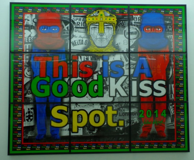 Kiss place Sing.