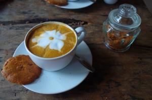 kávéművészet