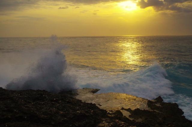 felcsapó hullám