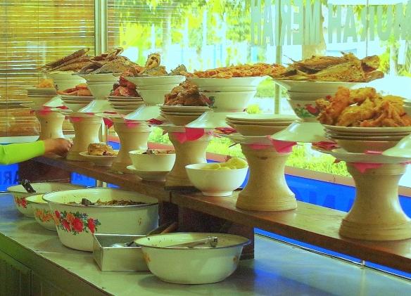 padang food