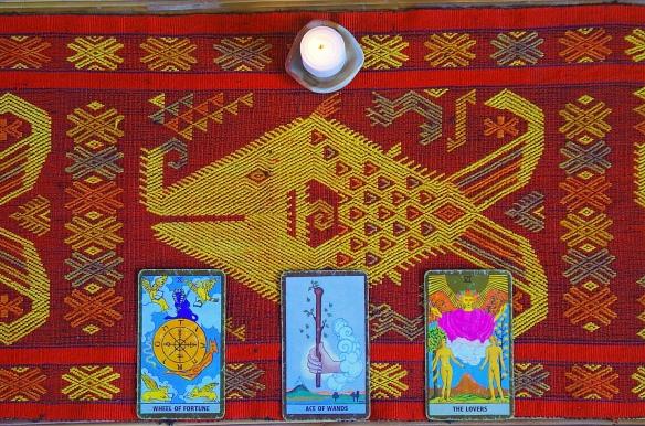 tarotcards