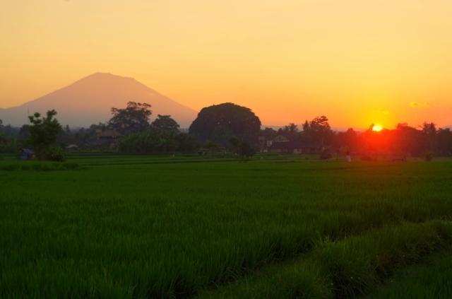 napfelkelte Agunggal