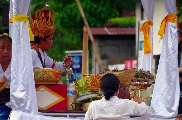 nyepi ceremoni